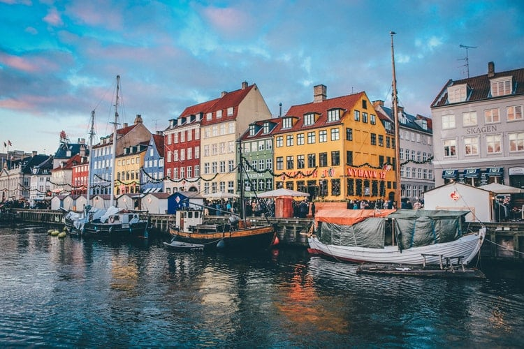happiest countries denmark