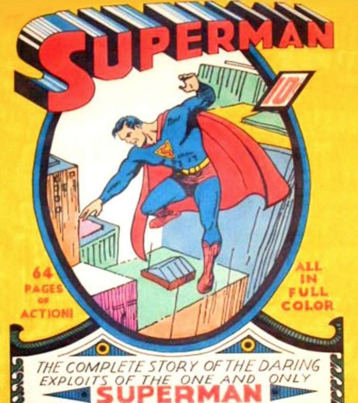 superman #1