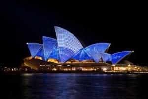 happiest countries Australia