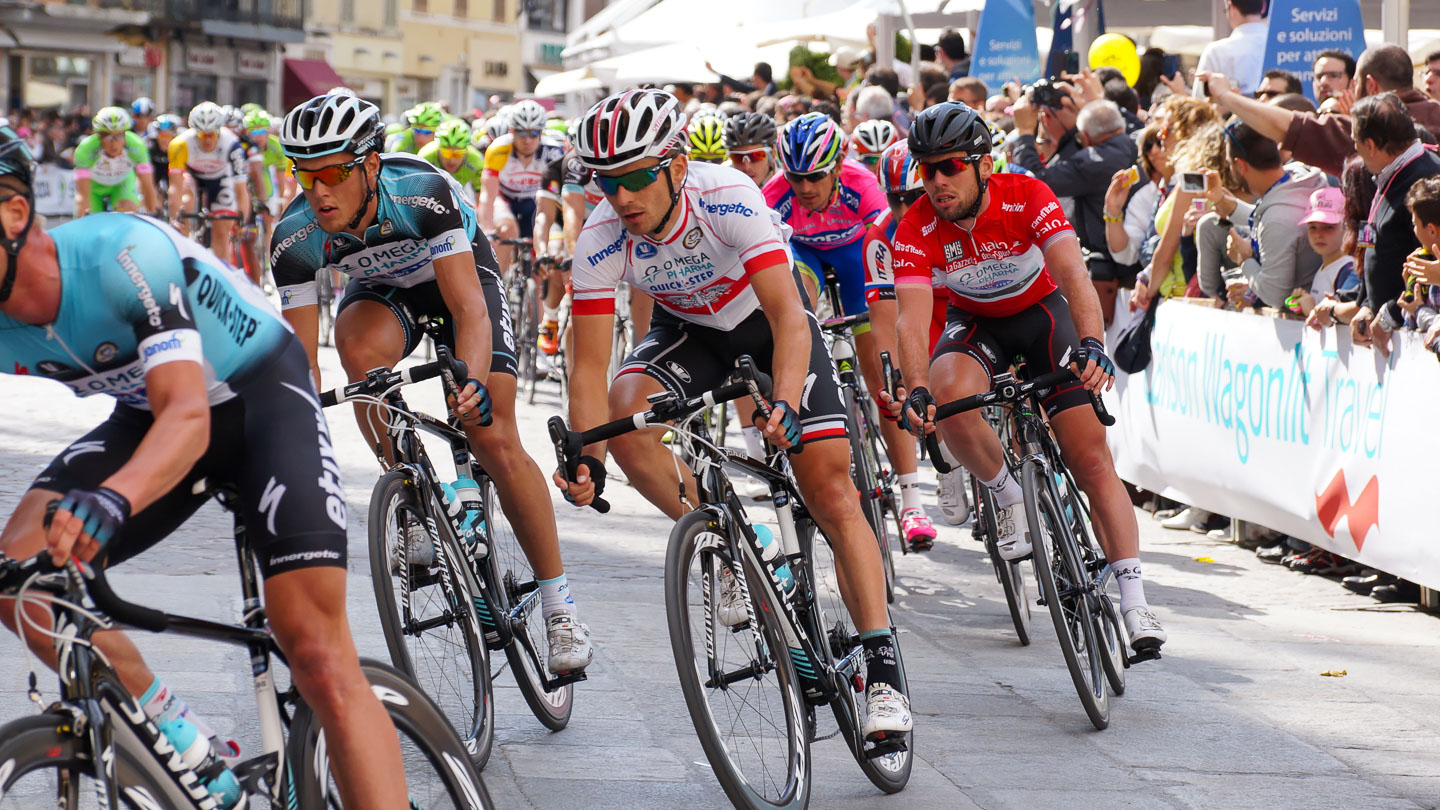 This Cycling event is one of the most watched cycling events in the world