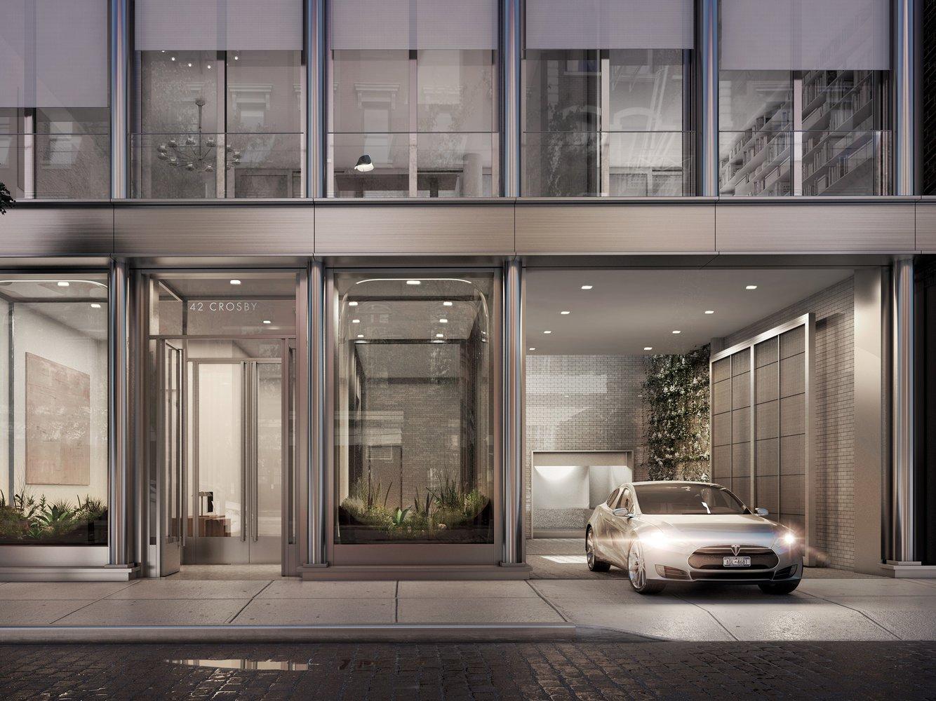 $1 million dollar parking spot in new york