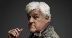 Jay Leno -He is one of the most influential talk show hosts in America