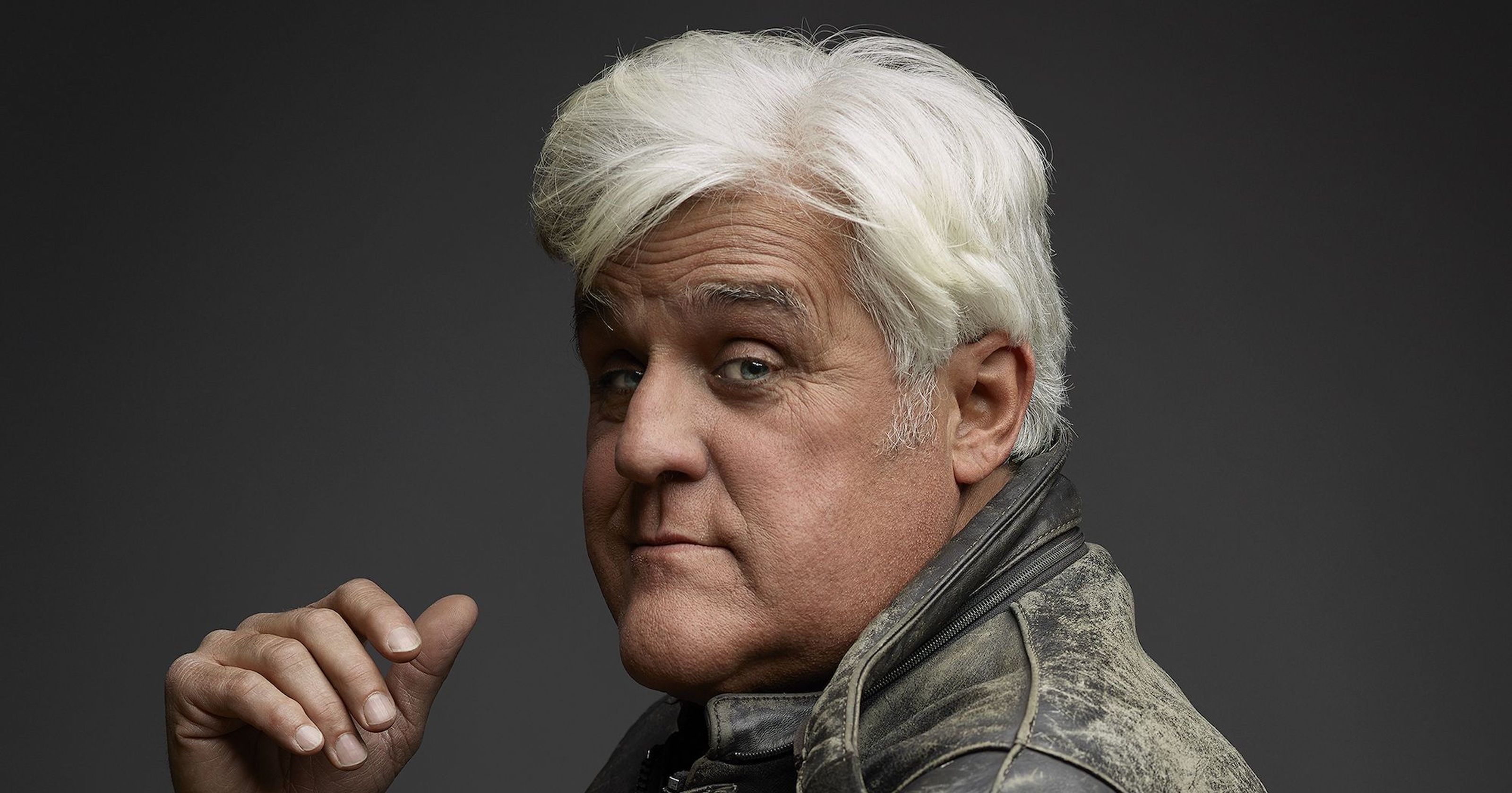 Jay Leno -He is one of the most influential American talk show hosts