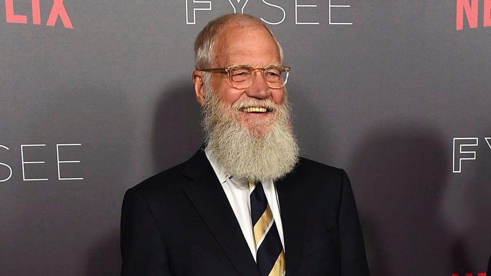"David Letterman has a new show on Netflix known as ""My Next Guest Needs No Introduction with David Letterman"" - He is one of the best american talk show hosts"