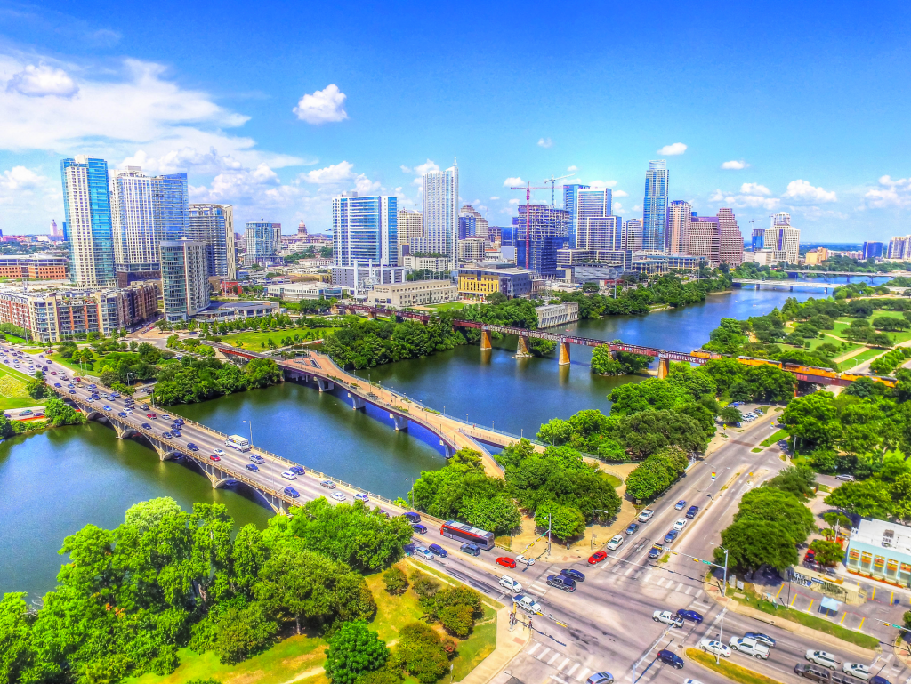austin best cities for singles