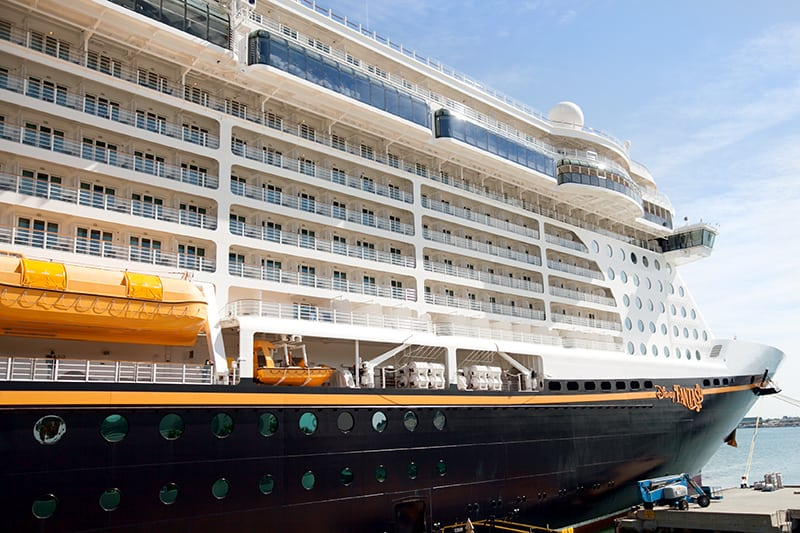 5 Most Expensive Cruise Ships