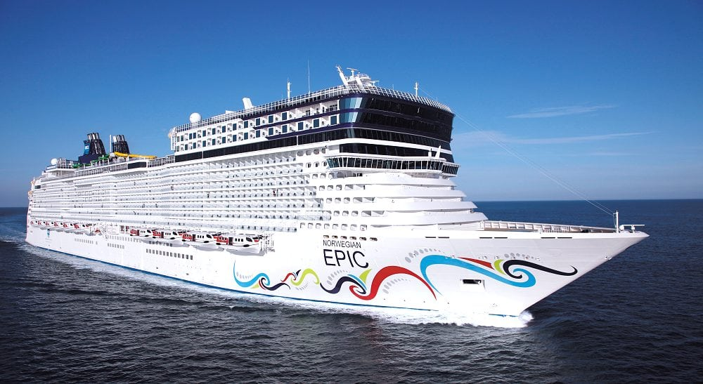 most expensive cruise ships Norwegian Fantasy