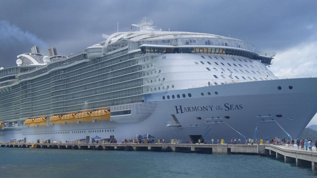 Expensive Cruise Ships Harmony of Seas