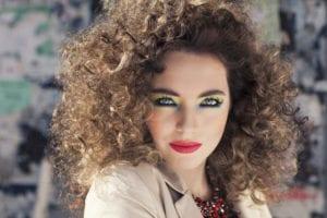 fashion fads teased hair
