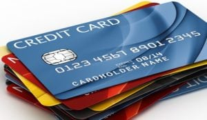 Too many cards can hurt your credit score