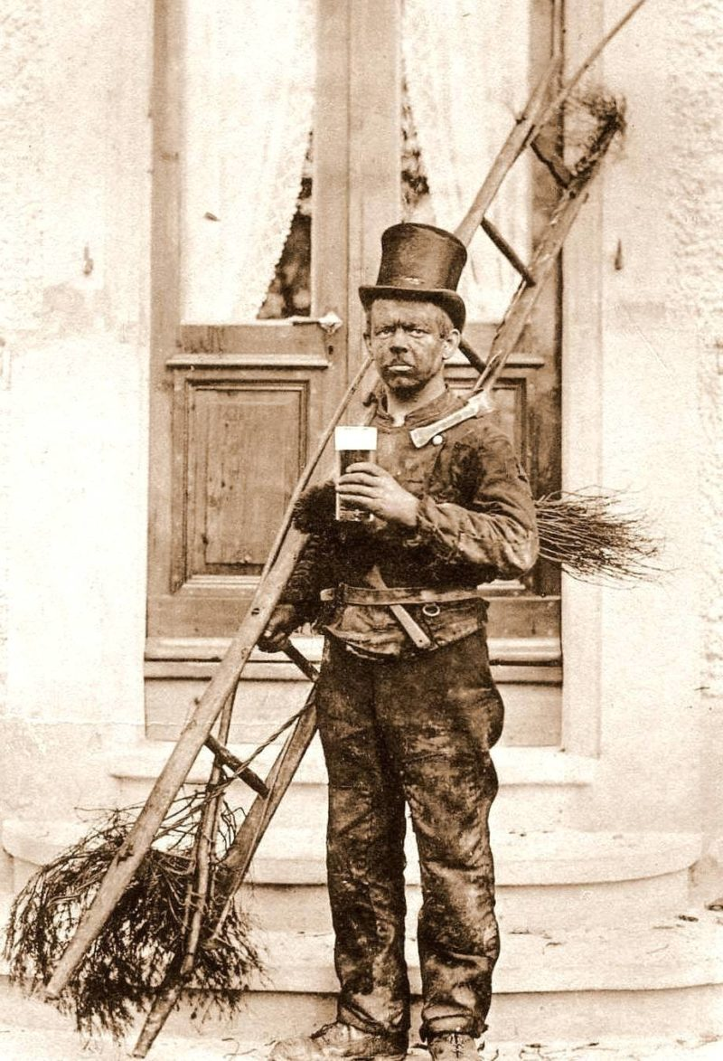 jobs that dont exist anymore chimney sweeper