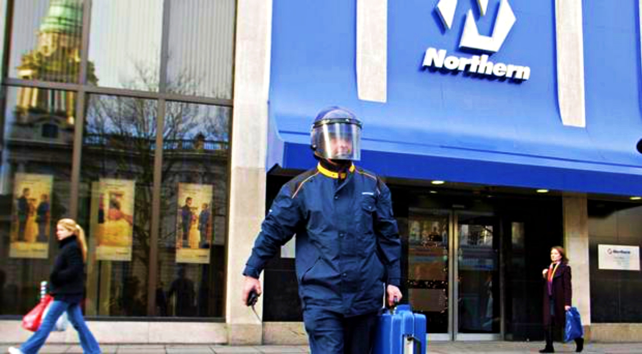 Northern Bank Belfast