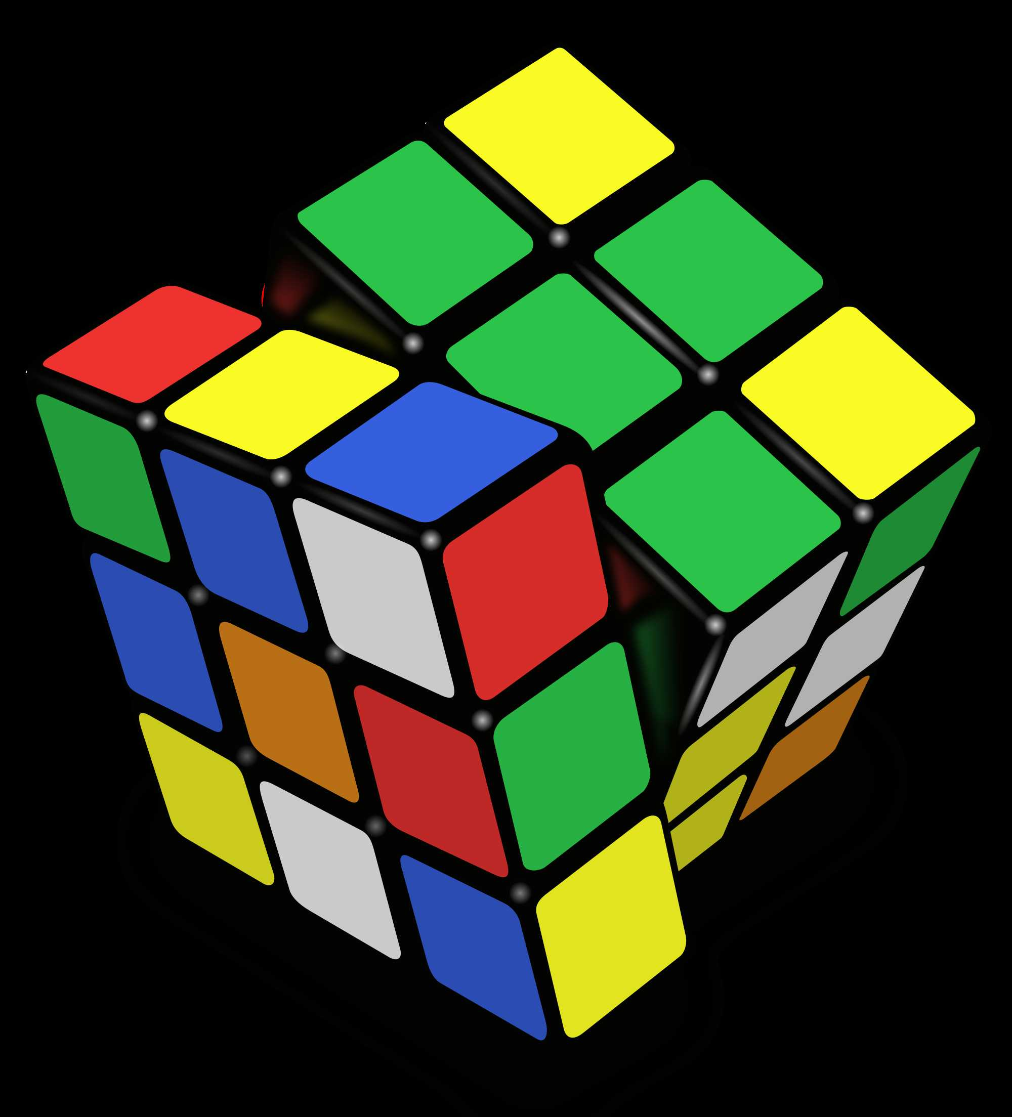 The popular Rubik Cube is one of the awesome 80s toys still popular today