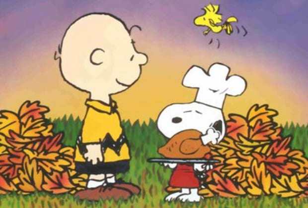 thanksgiving movies charlie brown