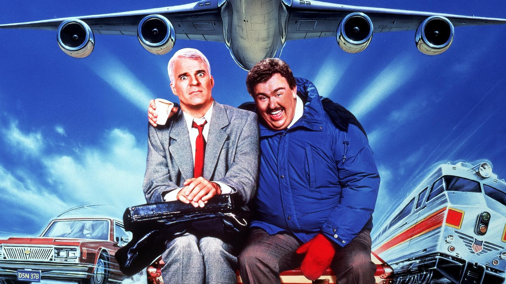 thanksgiving movies planes, trains, and automobiles