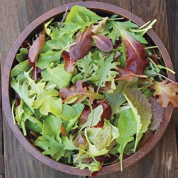 veggies mesclun