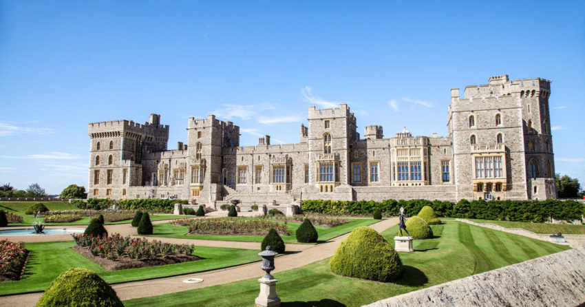 biggest houses in the world windsor