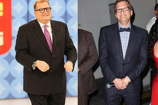 celeb weight loss: Drew Carey