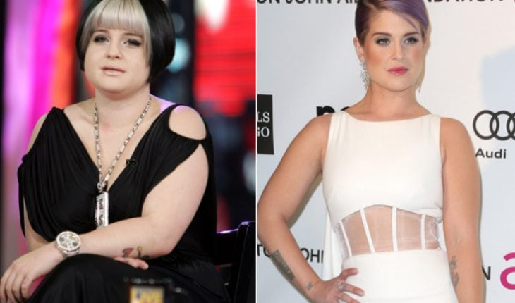 Kelly Osbourne - celeb weight loss