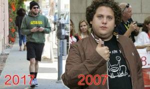 Jonah Hill - Celebrity weight loss
