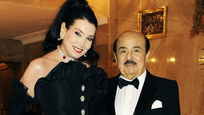 Adnan and Soraya Khashoggi  divorce settlement deserves a spot on the list of the most expensive divorces in Hollywood