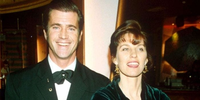 Mel Gibson with Robyn Moore had one of the most expensive divorces Hollywood had ever seen with Robyn getting over $400 million