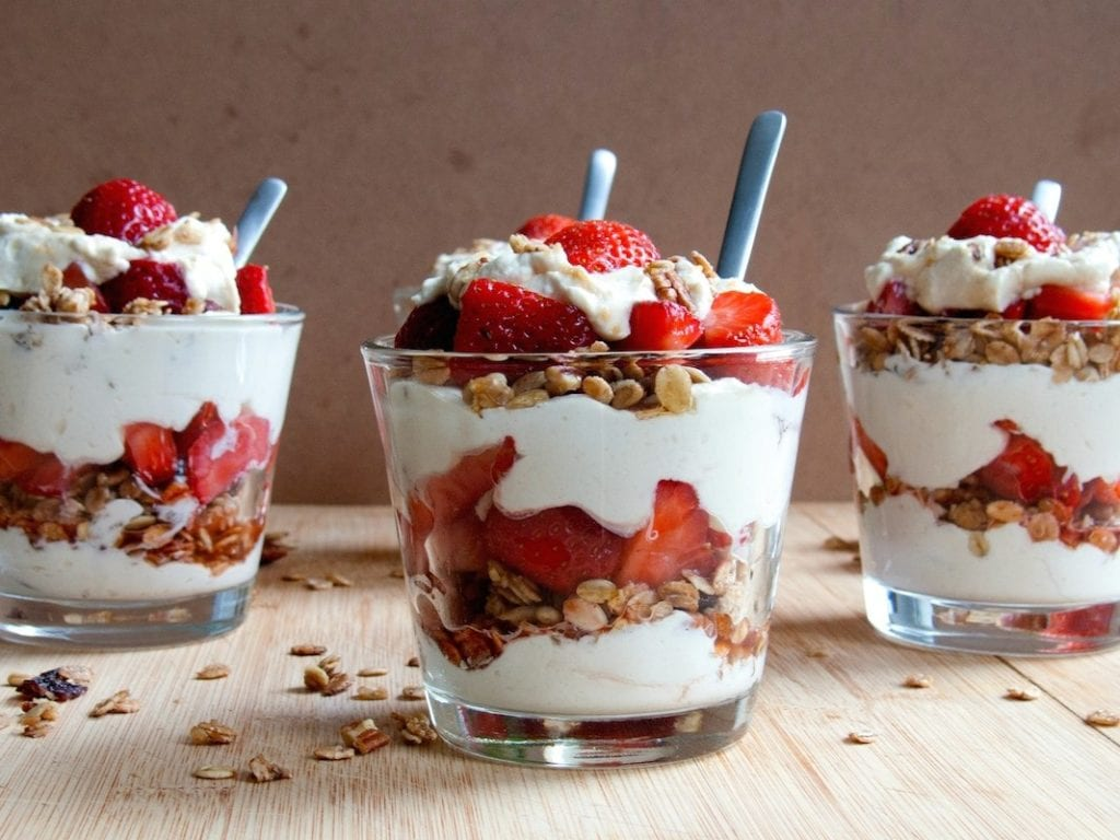 Top 5 Healthy Desserts That Will Make You Forget You're Dieting