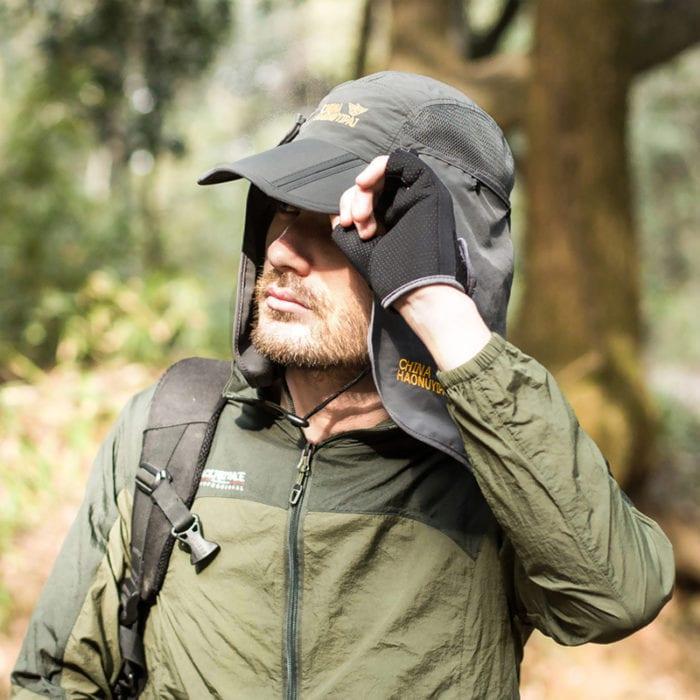 hiking gear sun protection