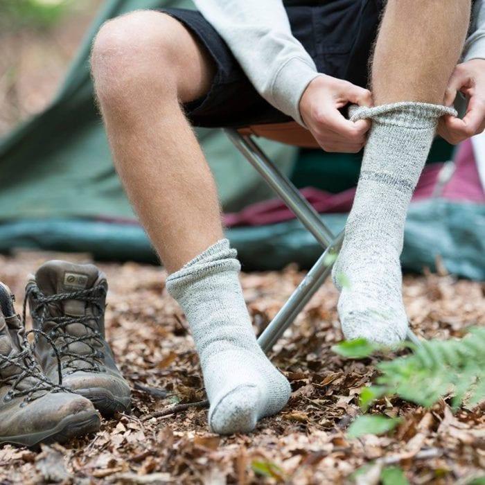 hiking gear socks