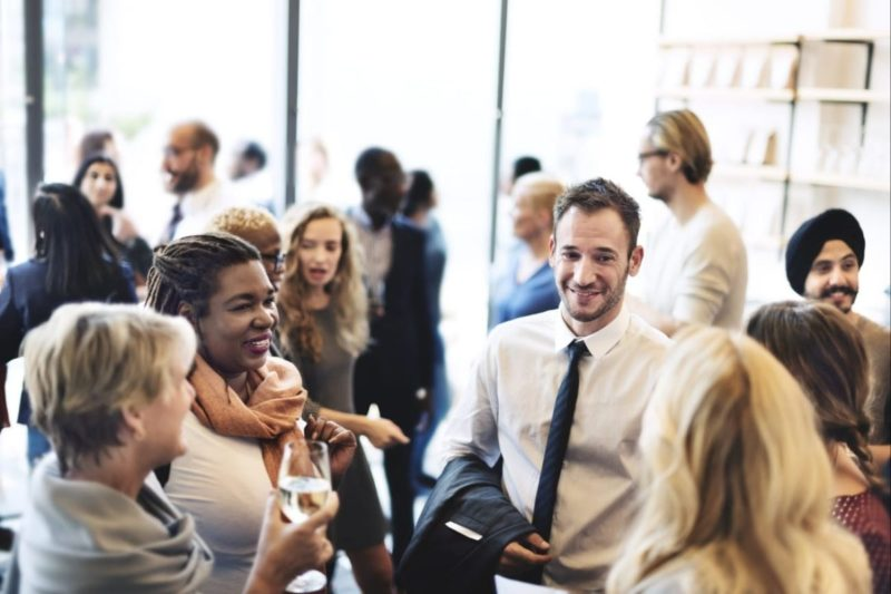 job hunting tips networking