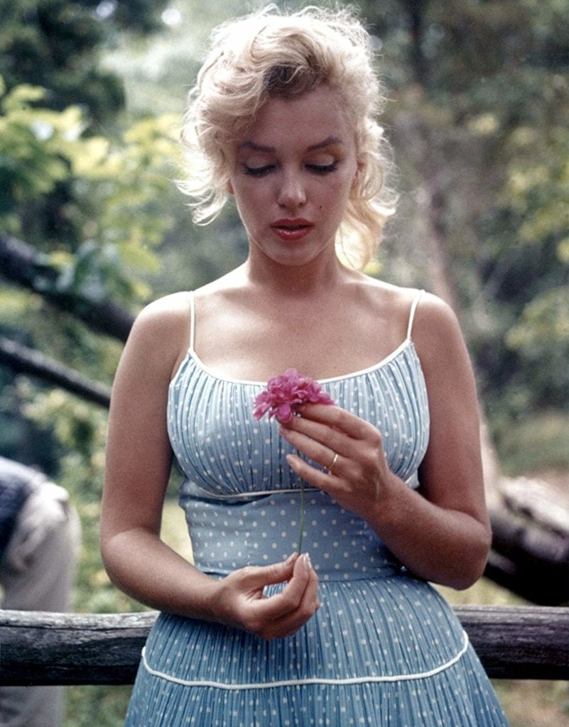 Did you know this about Marilyn? Her first marriage was arranged