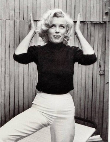 Marilyn Monroe Facts you didn't know: Marylin Had Strange Eating Habits