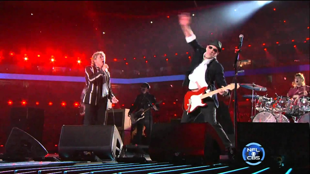 """Lack of preparation made """"The Who"""" band one of the worst Superbowl singers"""