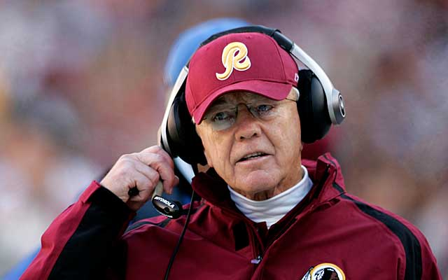 Oldest NFL Coaches - Joe Gibbs