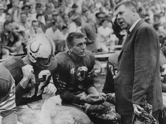 Oldest NFL Coaches - Weeb Ewbank