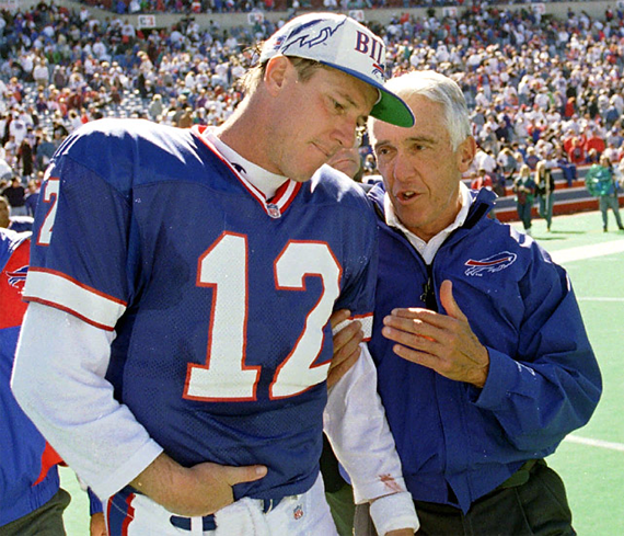Oldest NFL Coaches - Marv Levy