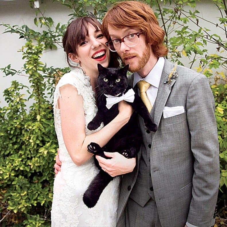 Worst Wedding Trends Pet Ring Bearers
