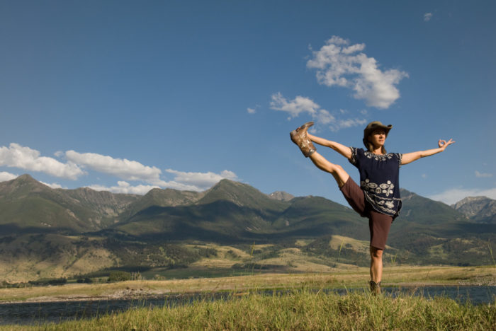 Amazing locations for yoga