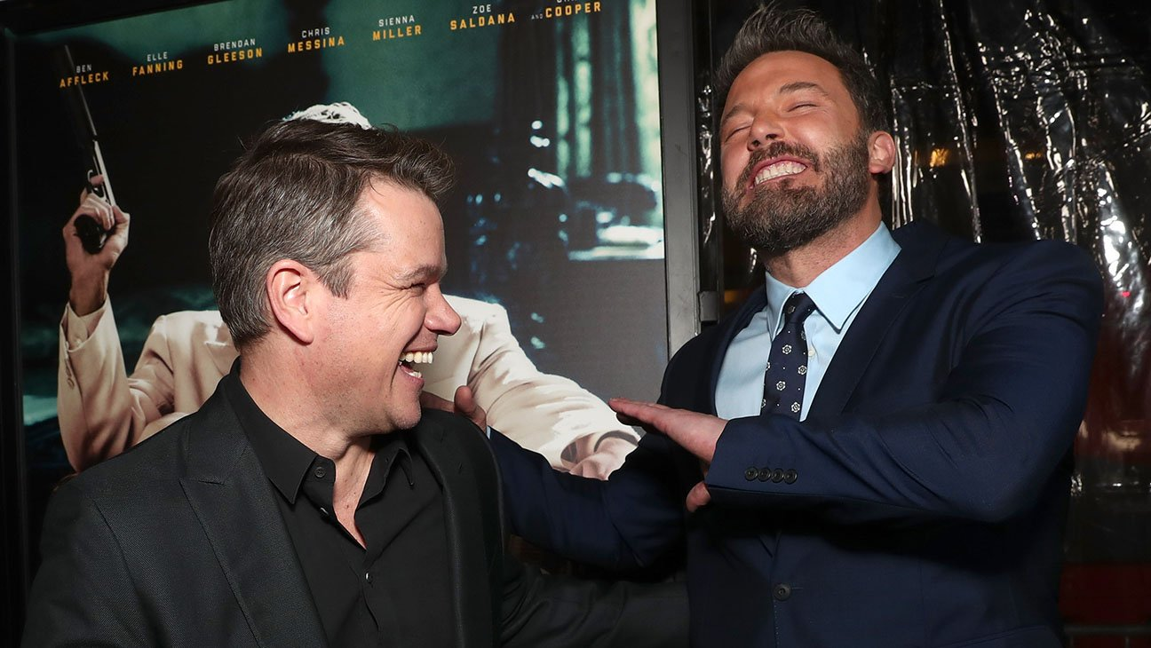 ben affleck matt damon celebrity best friends