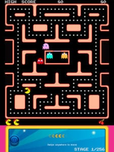 best phone apps for kids ms pac man