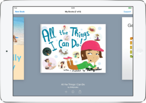 best phone apps for kids Book Creator