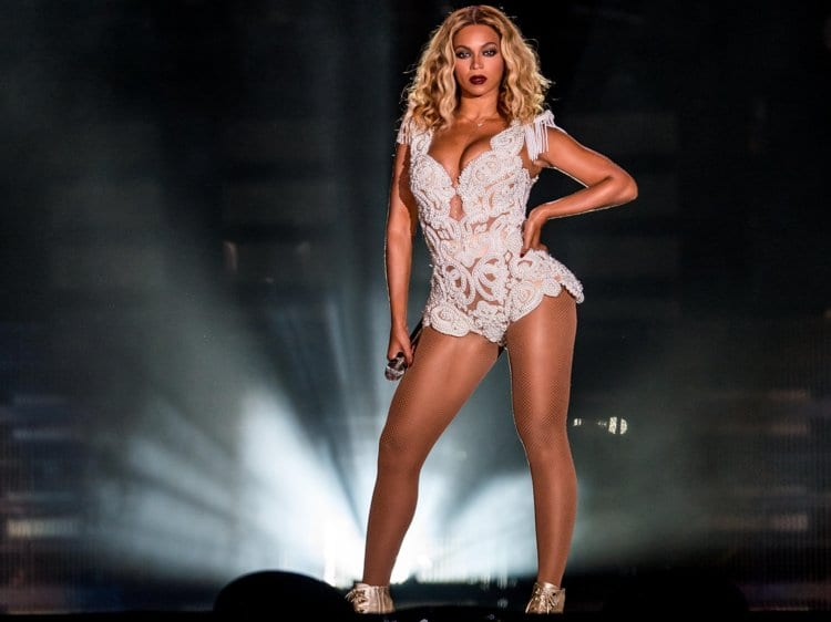 beyonce most fit celebrity women