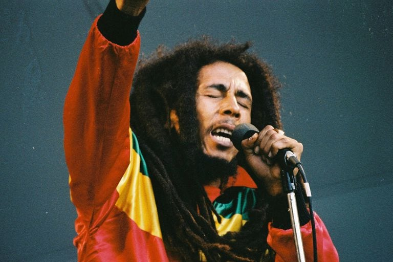 Bob Marley is one of the greatest reggae performers
