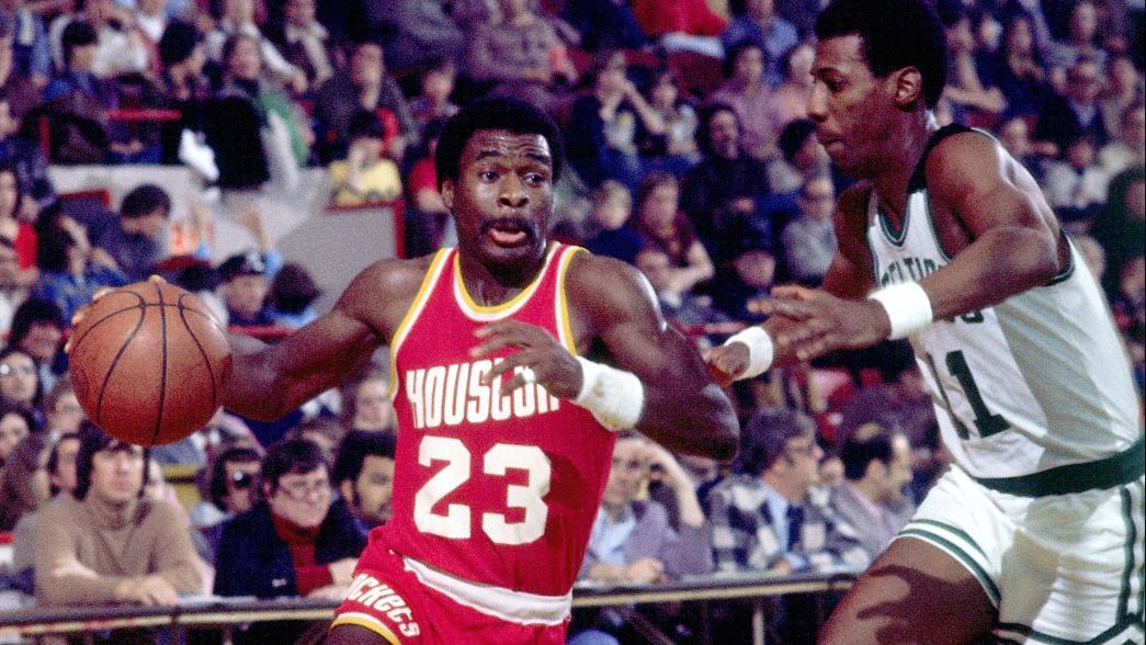 Murphy played for Houston Rockets throughout his career and was 5foot9 making him one of the shortest basket ball players in the game.