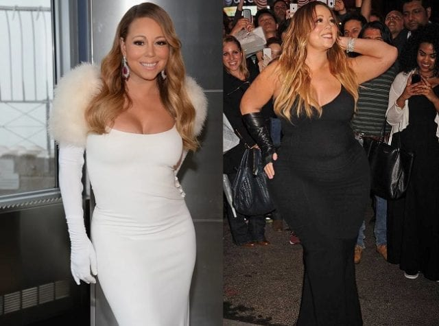 Top 25 Celebrity Weight Gains