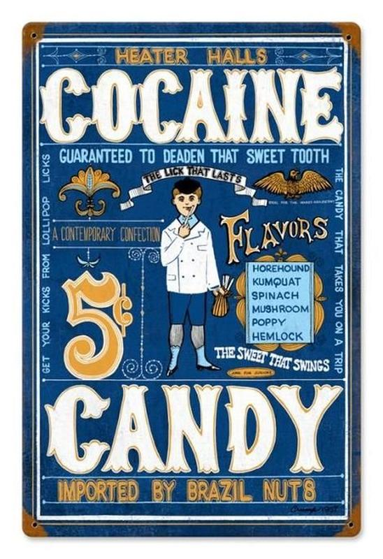 cocaine for kids medicine practices of the past