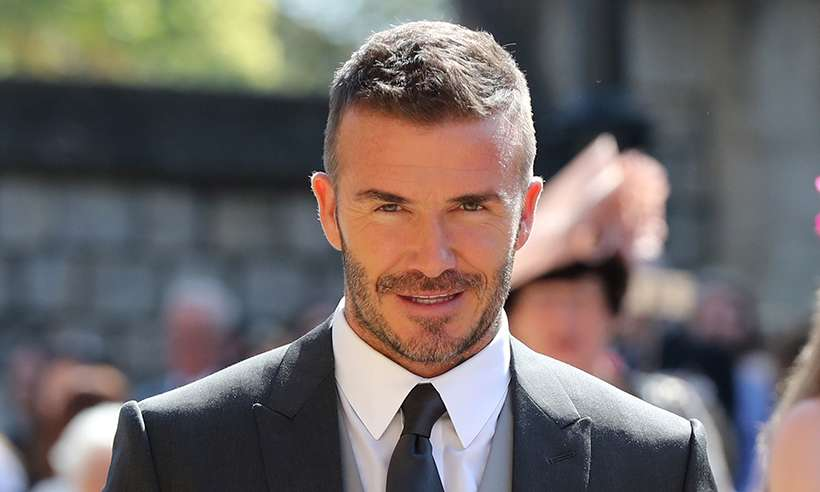 David Beckham was one of the richest and highest paid athlete of all time
