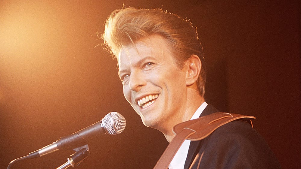David Bowie is one of the greatest performers of all time