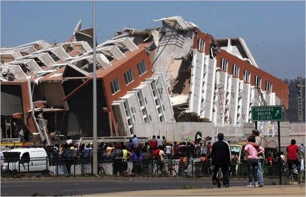 destructive earthquake 4