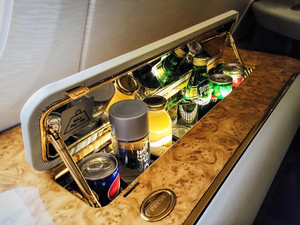 emirates drinks